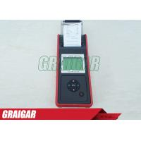 Buy Multi Language Car Battery Tester , Printer MICRO-768 Auto Battery Tester at wholesale prices
