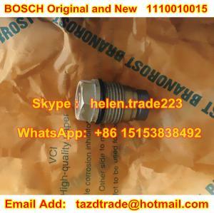 Quality BOSCH Original Pressure Relief Valve 1110010015 ,1182560 , 51103040291 , X57507700008 for sale
