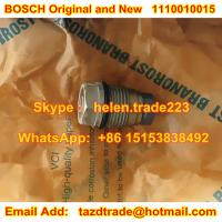 Quality BOSCH Original Pressure Relief Valve 1110010015 ,1182560 , 51103040291 , X57507700008 for sale