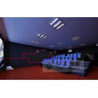 Quality 4D Movie theater with 4DX ultimate motion effect , 4D cinema special effect , 4d theater locations for sale