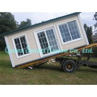 China Labor Dormitory Portable Modular Homes With Cold Formed Steel Frame on sale