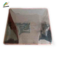 Quality pvdf piezoelectric film PVDF PIEZO film with silver and Cu-Ni for sale