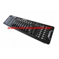 Buy Professional DMX 512 Controller Light 192 Channel DC 9V - 12V 300mA at wholesale prices