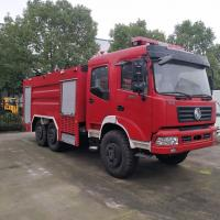 China Dongfeng 6*6  fire engine truck company Fire fighting Truck airport fire truck on sale