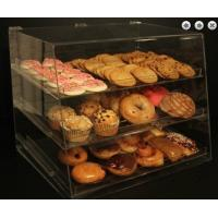 Quality Pastry Acrylic Display Case for sale