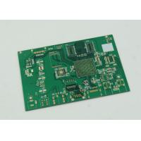 Quality Controller Unit Multilayer PCB OEM Quick Turn Prototype With BGA / IC for sale