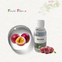 China Plant Extract 100% Pure Passion Fruit Flavors For E Liquid 2 Years Shelf Life on sale