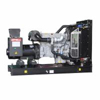 Quality 1500RPM / 1800RPM Perkins Power Generator , Perkins Prime Diesel Generator for sale