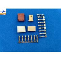 Quality Brass terminals, mx 2759 Wire to Board Connector Crimp Terminal with 2.54mm Pitch tinned contact for sale