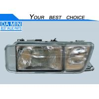 Quality 1821192130 New Material Bright Headlamp For ISUZU CYZ/CYH Don't Change Color for sale