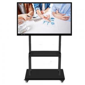 China 43 - 100 Inch  Digital Interactive Whiteboard / Multi Touch Microsoft Electronic Whiteboard on sale