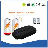 Quality New Cheap GPS Tracker Over Speed Alarm Vehicle Motorcycle Tracker for sale