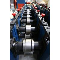 Quality 150mm Material Width Cable Ladder Tray Roll Forming Machine Speed 10-12m/min for sale