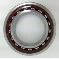 Quality Chrome Steel Angular Contact Ball Bearing 25mm Non - Separable 7205B for sale