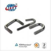 Quality Customized Stainless Steel, Alloy Steel, Steel, Brass U Bolt for sale