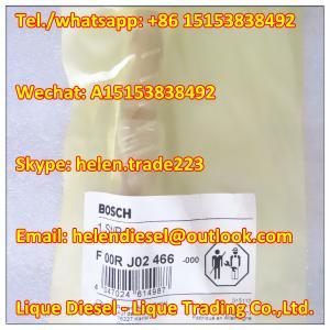 Quality original BOSCH Valve F00RJ02466 , F 00R J02 466 Fit 0445120217,0445120218,0445120219,0445120030,0445120061,0445120100 for sale