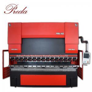 China 63ton Metal Steel Sheet Plate Bending Machine WC67Y/K NC Hydraulic Press Brake for Metal Working on sale
