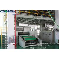 China 2014 Non woven fabric making machine price on sale