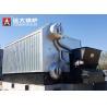 Safe Green Biofuel Biomass Wood Fired Steam Boiler Sawdust Burner 2 Ton - 40 Ton Capacity for sale