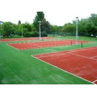 Quality NO Heavy Metal Tennis Court Artificial Grass Removable Natural Looking Artificial Grass for sale