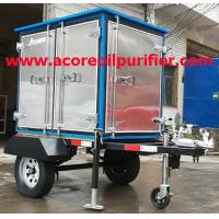 Buy Mobile Transformer Oil Purification Plant Company,Oil Treatment Machine at wholesale prices