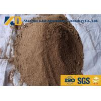 Quality Healthy Brown Pure Fish Meal Easy Decompose Promote Healthy And Growth for sale
