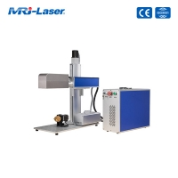 Quality 30W 3D Dynamic Focus Laser Marking Machine For Irregular Surface Marking for sale