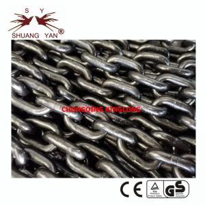 China High Strength Anti Rust Steel Lifting Chain 10mm G80 on sale