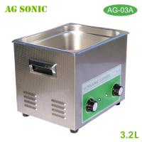Quality 40kHZ PCB Ultrasonic Cleaner 3L Sonic Bath Machine for Electronic Parts Cleaning for sale