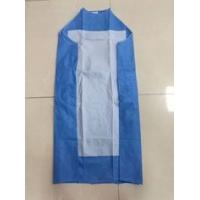 Quality Splash Proof Sterile Disposable Protective Suits Against Blood Breathable for sale
