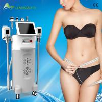 China Non-invasive 5 handles Cryolipolysis slimming beauty machine for whole body slimming on sale