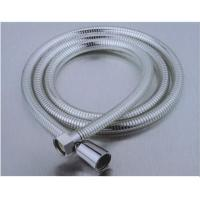 Buy 150mm Transparent Flexible Shower Hose Replacement  Tension Pull Strength ≥ 20KGS at wholesale prices