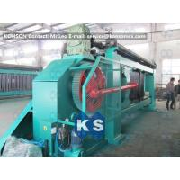Quality Fully Automatic Hexagonal Mesh Machine For Making Gabion Net Stone Cages for sale