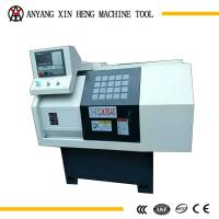 Quality Blue small cnc lathe machine for reducing valve-CK0632 for sale