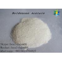 Quality Pharmaceutical Raw Materials Boldenone Steroid CAS 846-46-0 Boldenone Acetate for sale