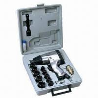 Quality Air impact wrench kit with 7000rpm working speed and 90psi pressure for sale