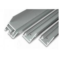 Quality Aluminium Solar Panel Frame /  Screw Joint / Corner Key Joint / with Customized Size and Color for sale