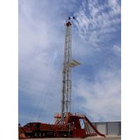Quality Steel Oil And Gas Drilling Rigs , Oilfield Drilling Equipment API Standard for sale