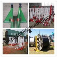 Quality China Cable Drum Jack, export to worldwide Hydraulic Cable Jack for sale