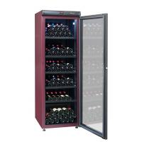 Quality Climadiff CVV265 Small Wine Cooler Cabinet , Wine Display Case With Glass Door for sale