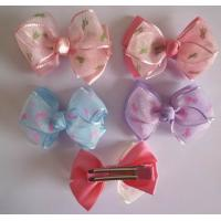 Buy cheap Cute Butterfly Hairgrips For Girls 2C0077 from wholesalers
