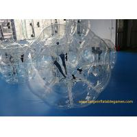 Quality Durable 1.2m TPU inflatable bumper ball for adults , Inflatable Human Bubble For Kids for sale