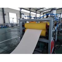 Quality PP / PE Plastic Sheet Extrusion Line For Air Conditioner Plastic Extrusion Lines for sale