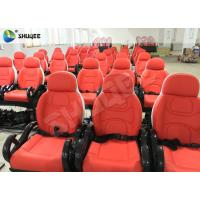 Buy 5D Luxury Movie Theater Seat Electric Hydraulic And Pneumatic Mobile Seats at wholesale prices
