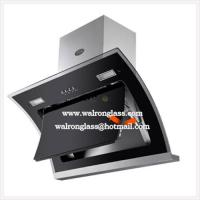 China Tempered/Toughened Glass for Exhaust Range Hood/Kitchen Chimney Hood on sale