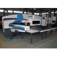 Quality High Speed CNC Punch Press Machine 30 ton with Oi-PO CNC Control System for sale