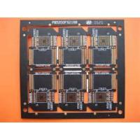 Quality Aluminium FR-4 CEM-3 Rogers PCB & Hard Drive PCB 0.2 - 6mm Board Thickness , 8-Layer for sale