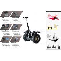 Quality High-Tech off Road Segway scooter , Environmentally friendly electric chariot scooter for sale