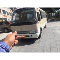 China 23 seats japan toyota coaster buses diesel  toyota  bus left hand drive on sale