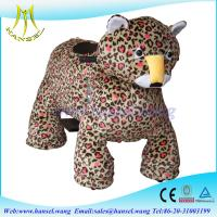 Quality Hansel best selling coin operated animales a bateria para centros comerciales for sale